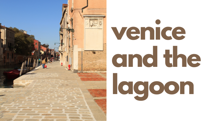 Venice and the lagoon guided tours