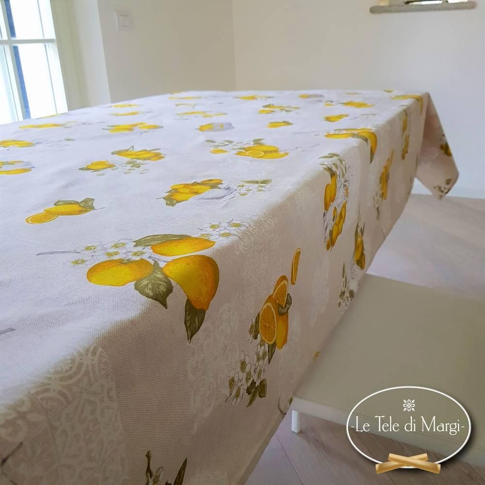Tovaglia Limoni 140 x 240