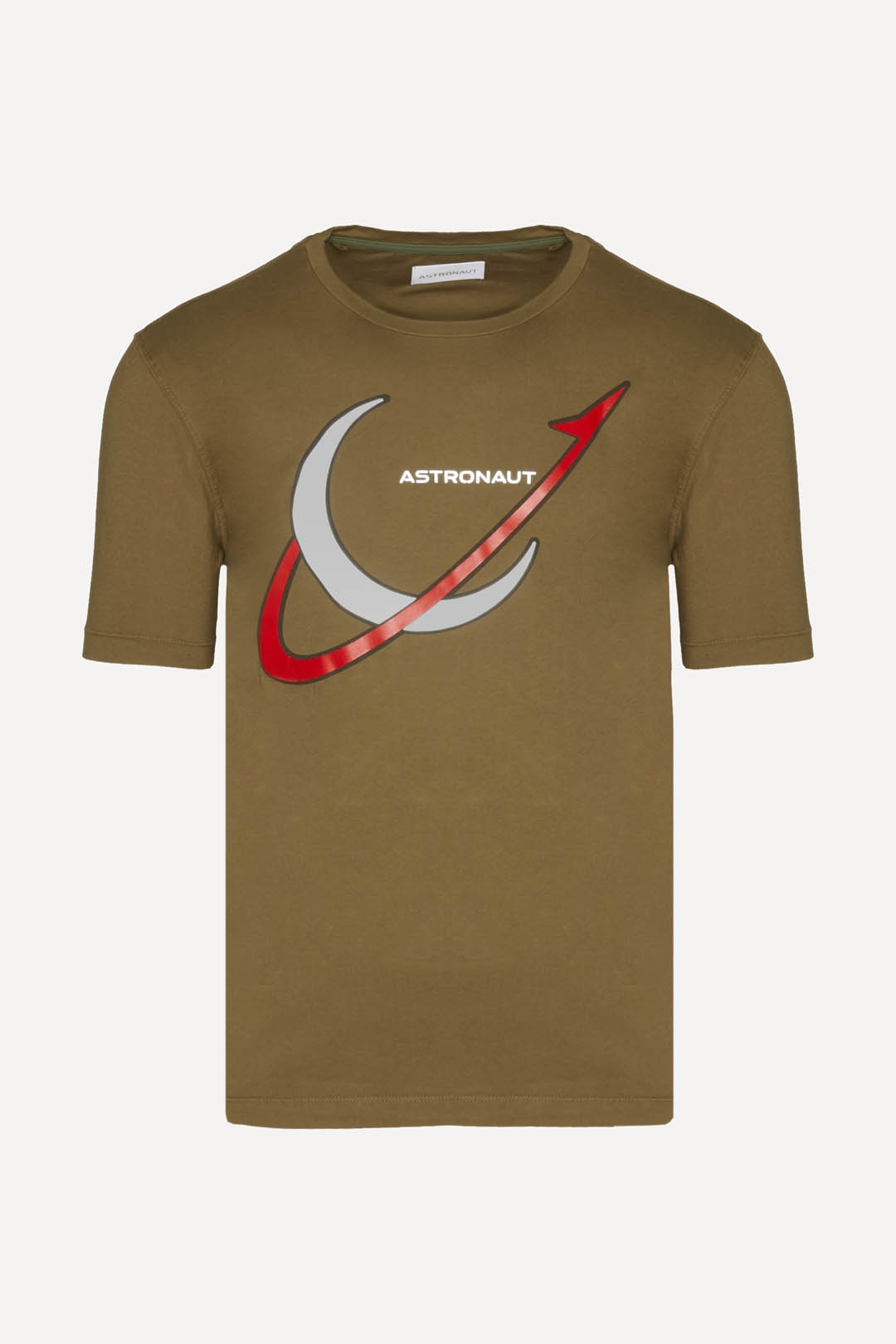 Astronaut T-shirt with reflective logo   1