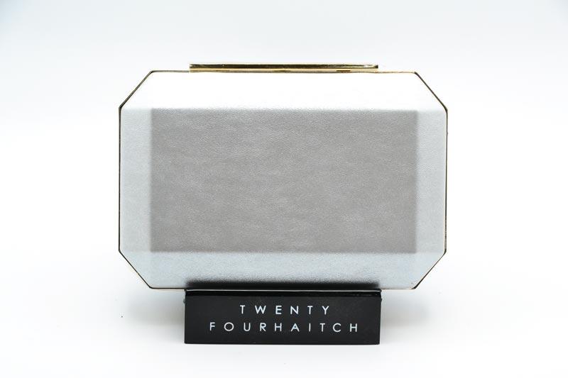 Twenty Fourhaitch-Pochette Rigida Donna Back Room XL4001