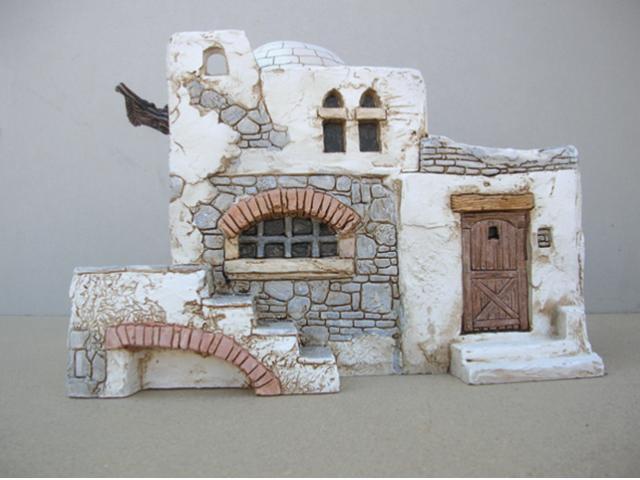 Casa araba grande