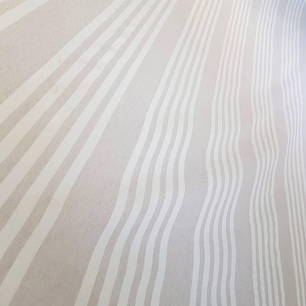 Telo Granfoulard copritutto Quattro righe beige 160 x 280
