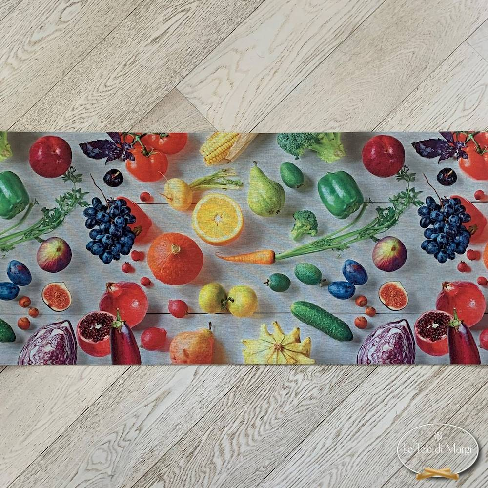 Passatoia a metro Frutta ace H 50