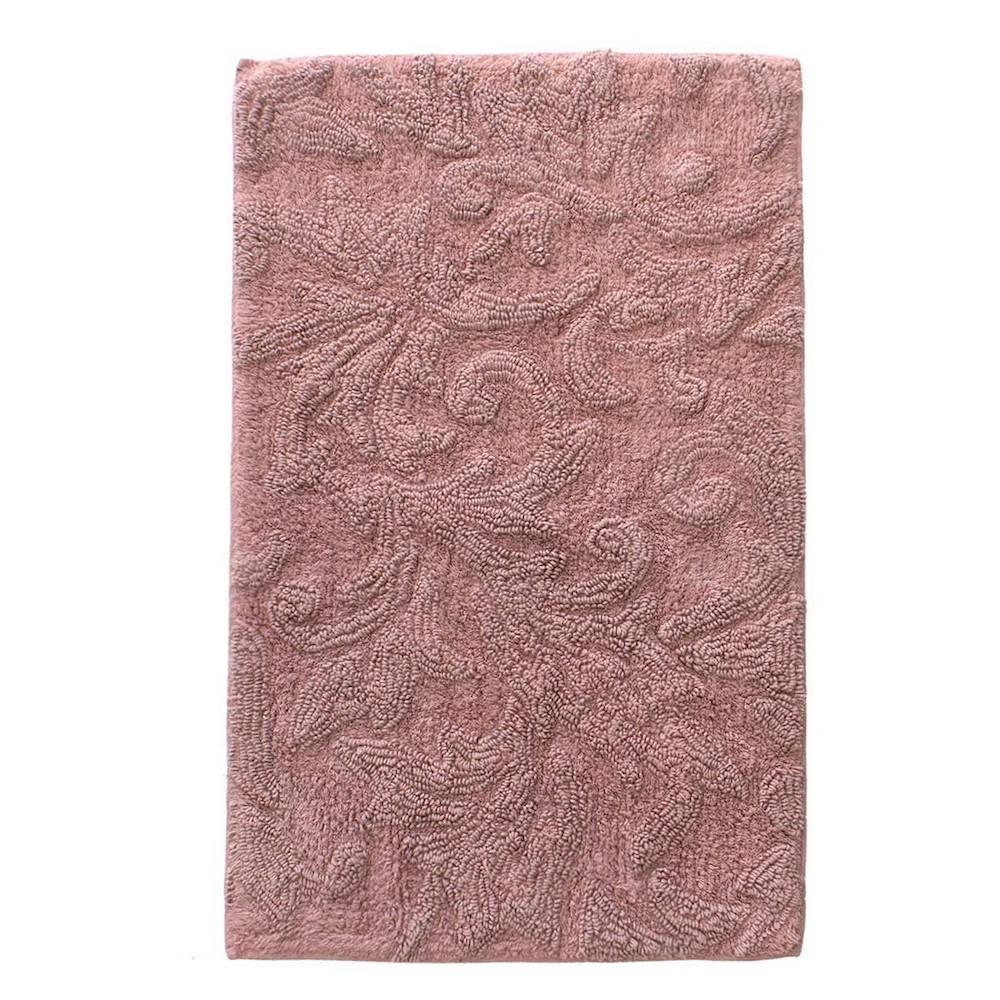 Tappeto rilievo florence rosa