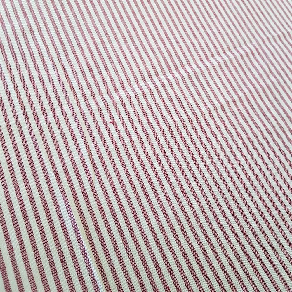 Telo Granfoulard copritutto Millerighe bordeaux 260 x 280