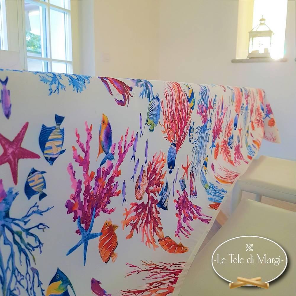 Tovaglia antimacchia Caraibi 150 x 150