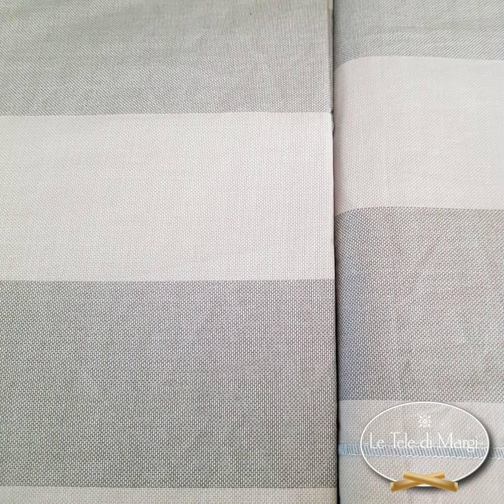 Completo Lenzuola Rigoni grigio piazza e mezzo