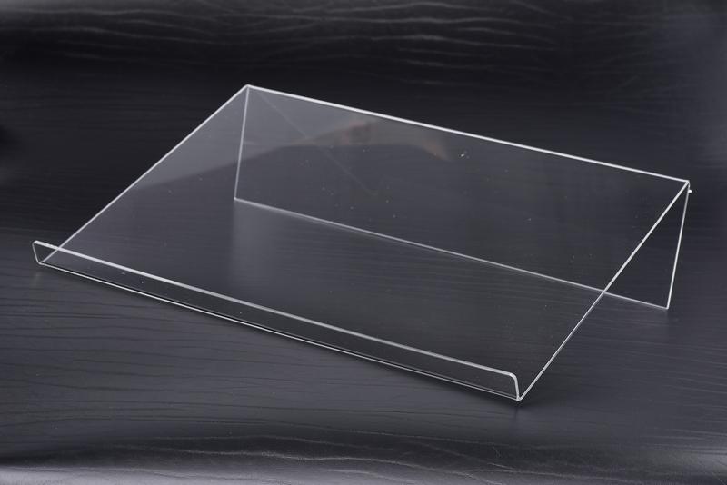 Leggio in plexiglass 25x30X15 mm. 5