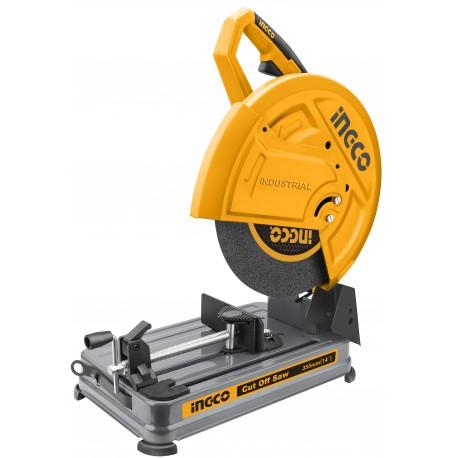 Troncatrice Ferro 2400W con Disco 355MM - Industrial INGCO