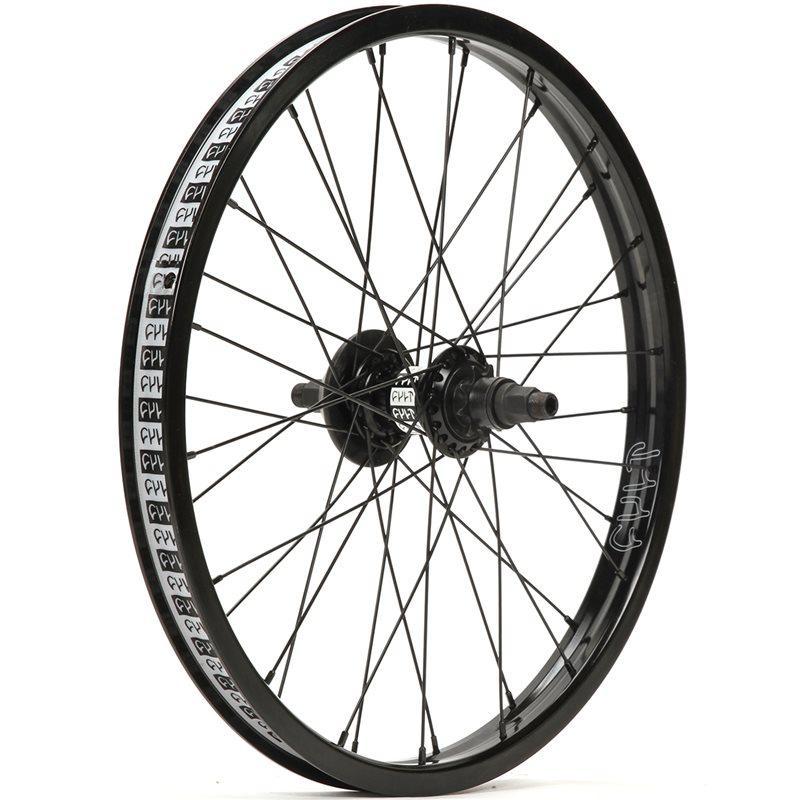 Cult Crew V2 Cassette Wheel SDS - Completa Black