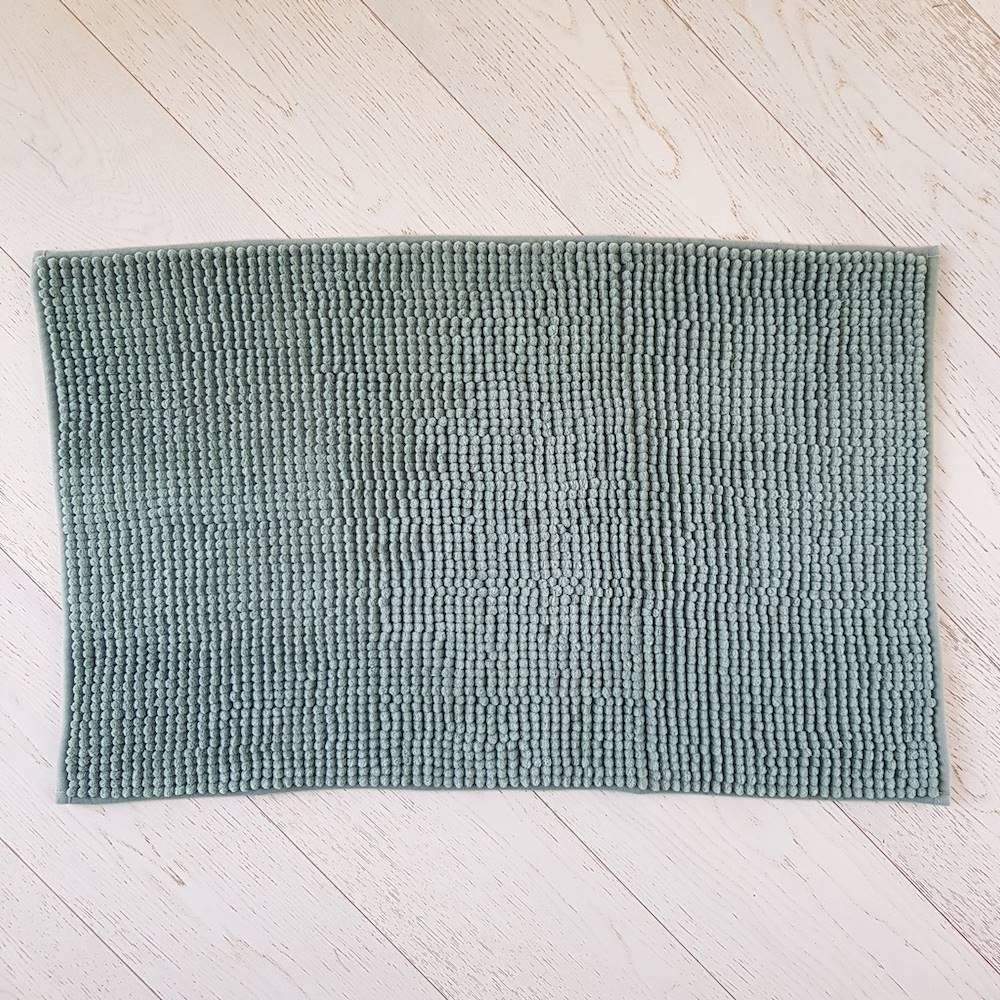 Tappeto antiscivolo Soffy verde 50 x 80