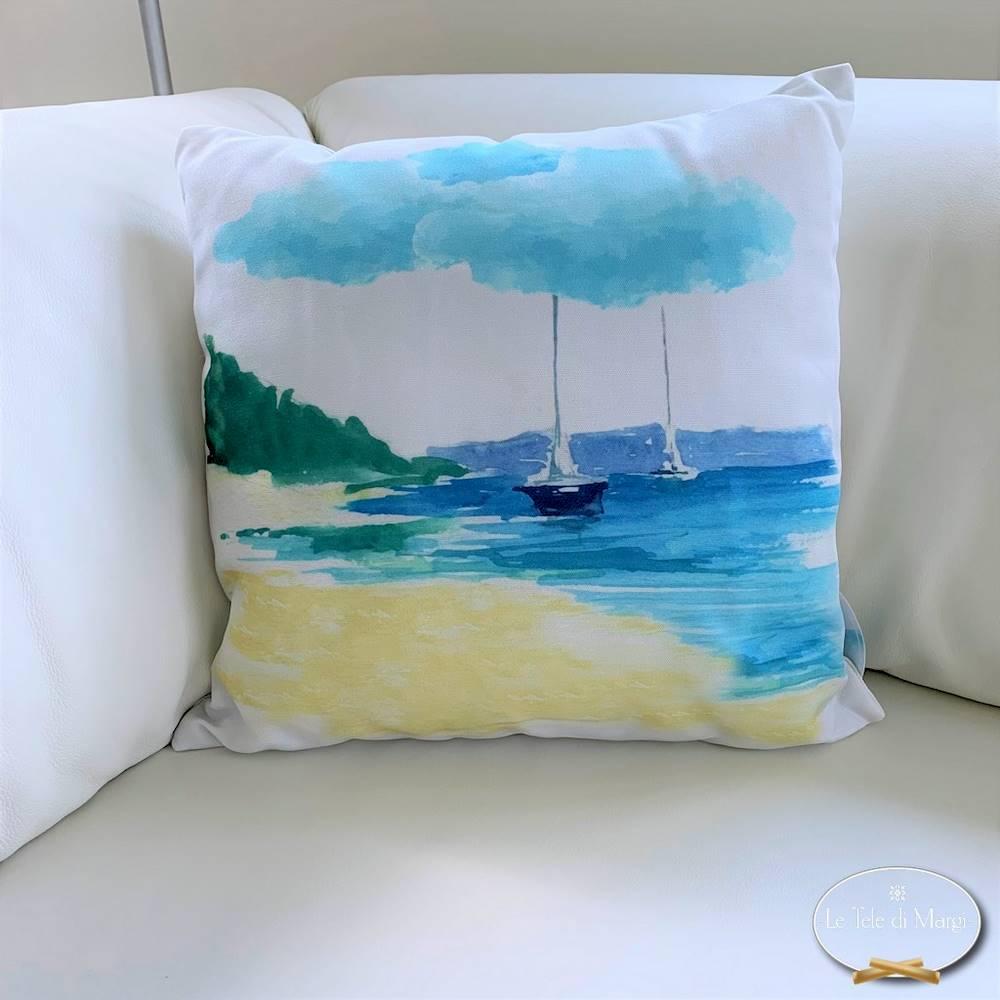 Cuscino Barche a vela
