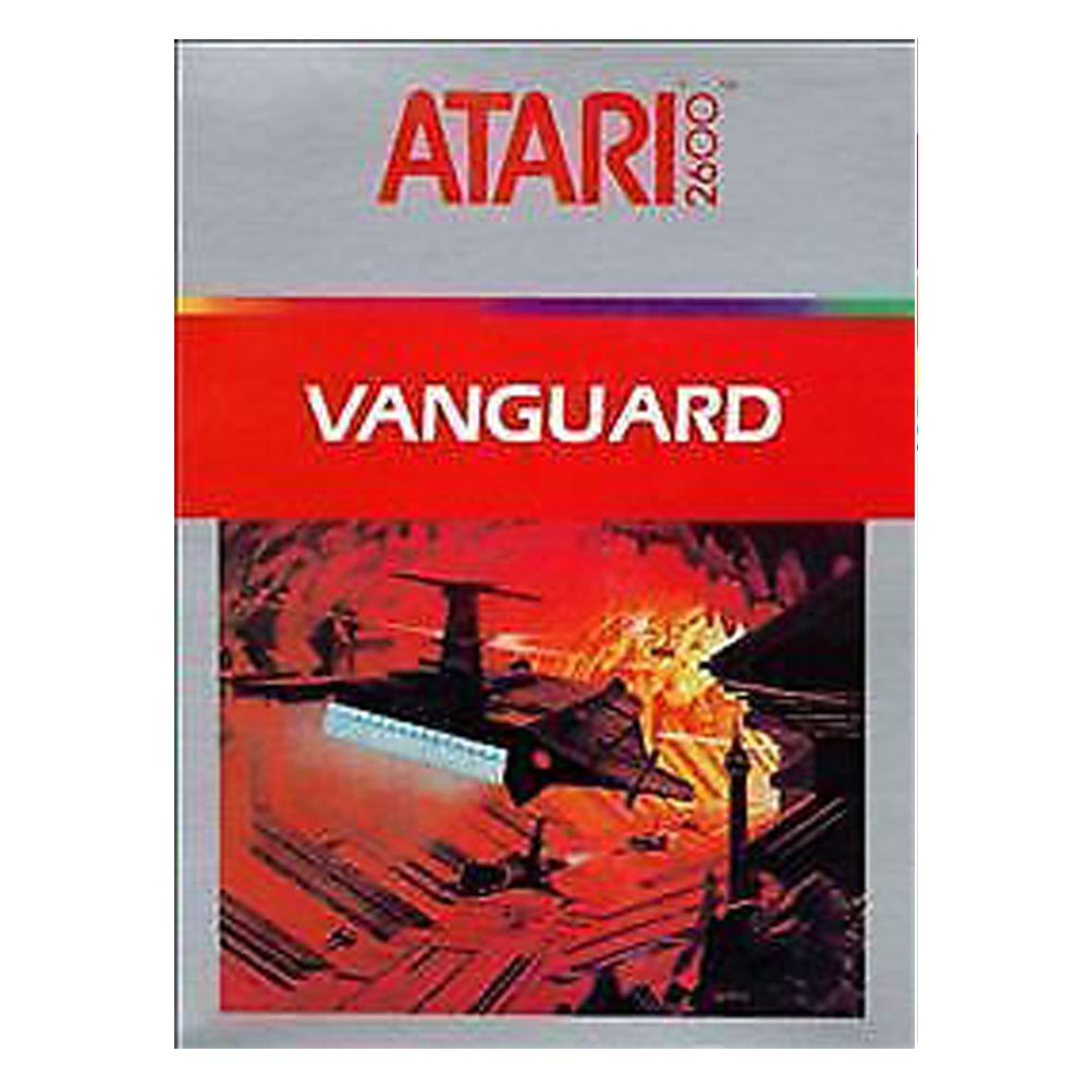 Vanguard - ATARI 2600