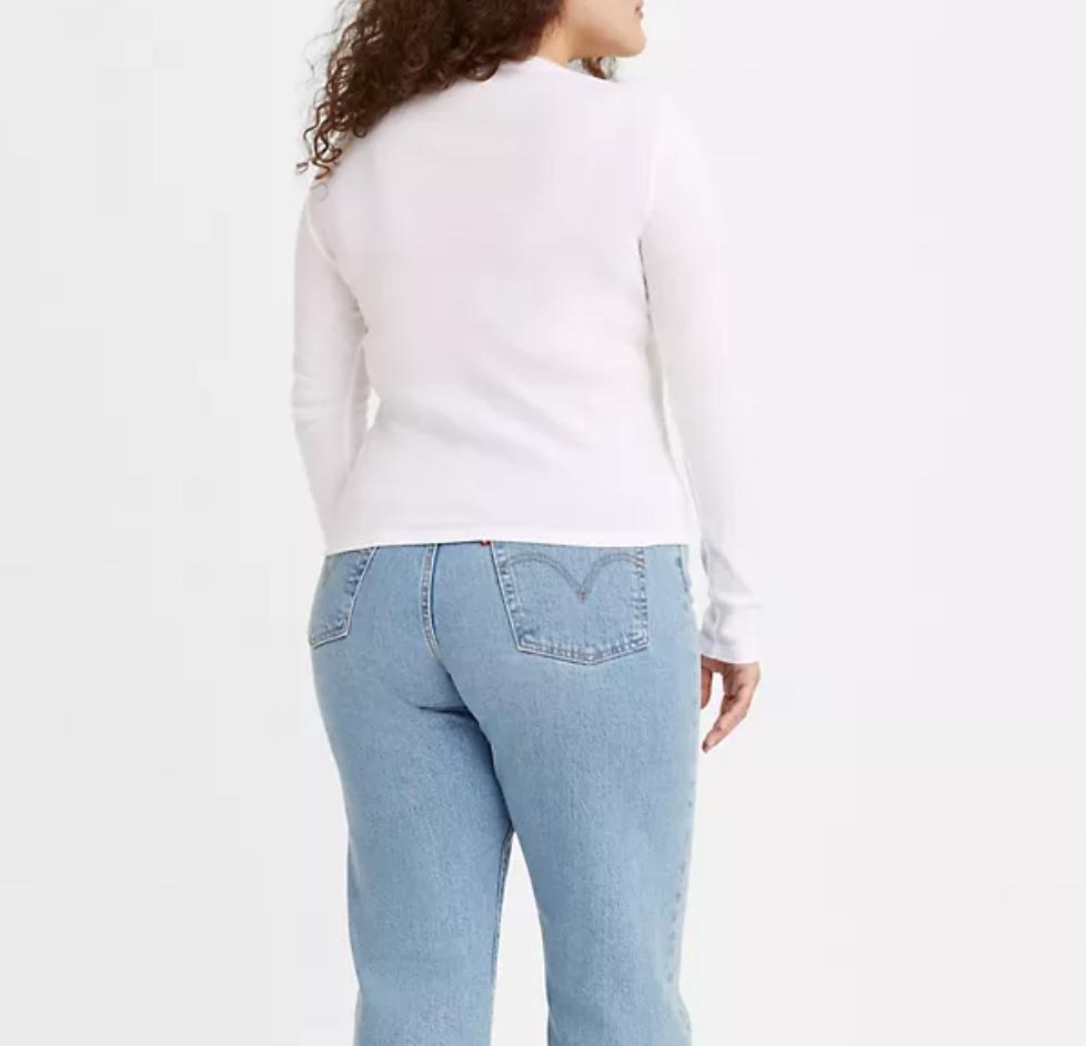 Shirt donna LEVI'S LS BABY TEE