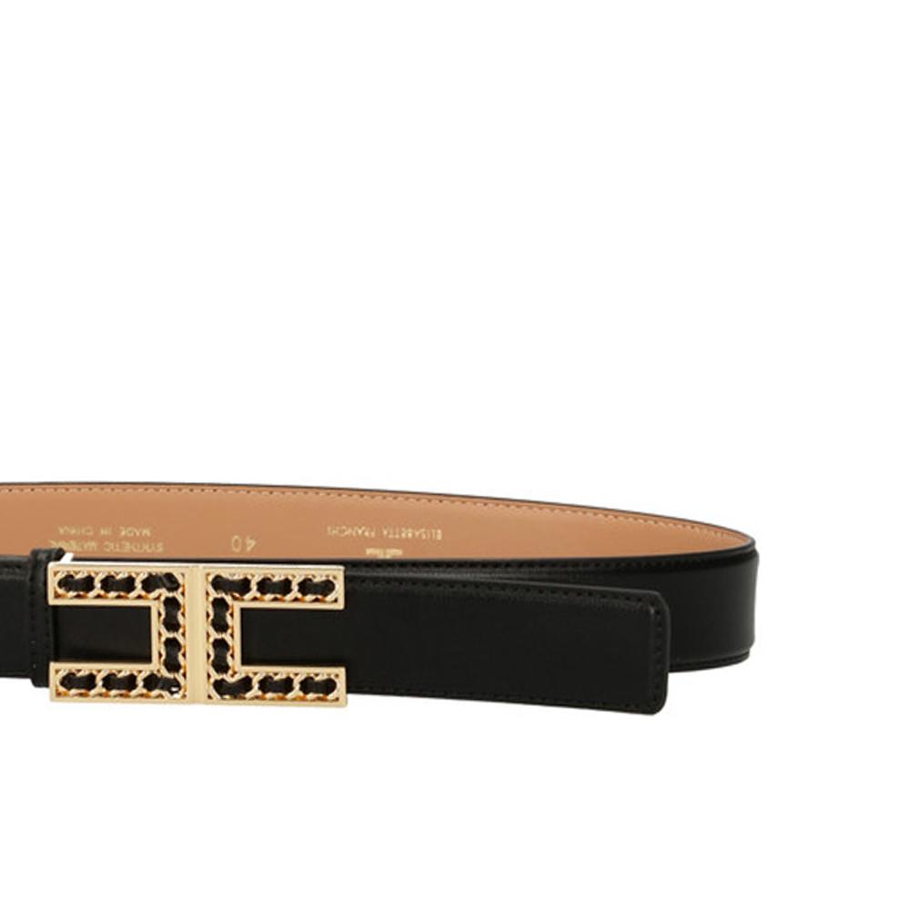 Cintura Elisabetta Franchi CT13S16E2 110 -A.1