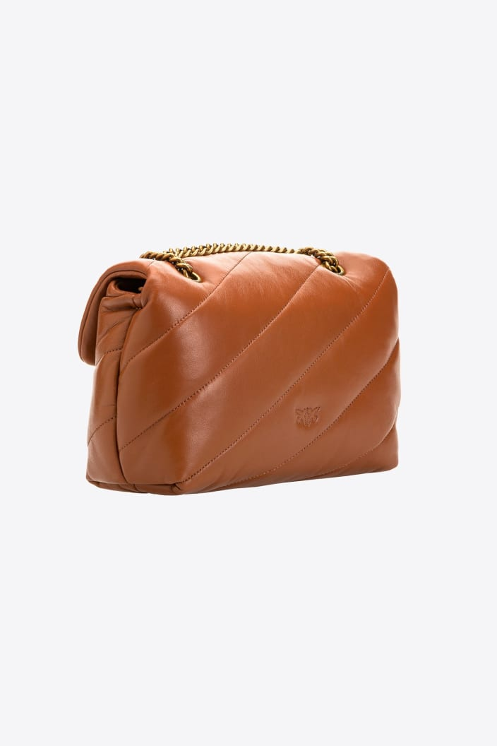 SHOPPING ON LINE PINKO CLASSIC LOVE BAG PUFF MAXI QUILT NEW COLLECTION WOMEN'S FALL/WINTER 2022
