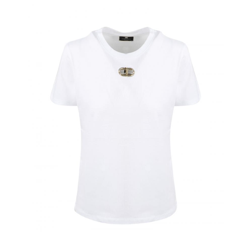 T-shirt Elisabetta Franchi MA26N16E2 270 -A.1