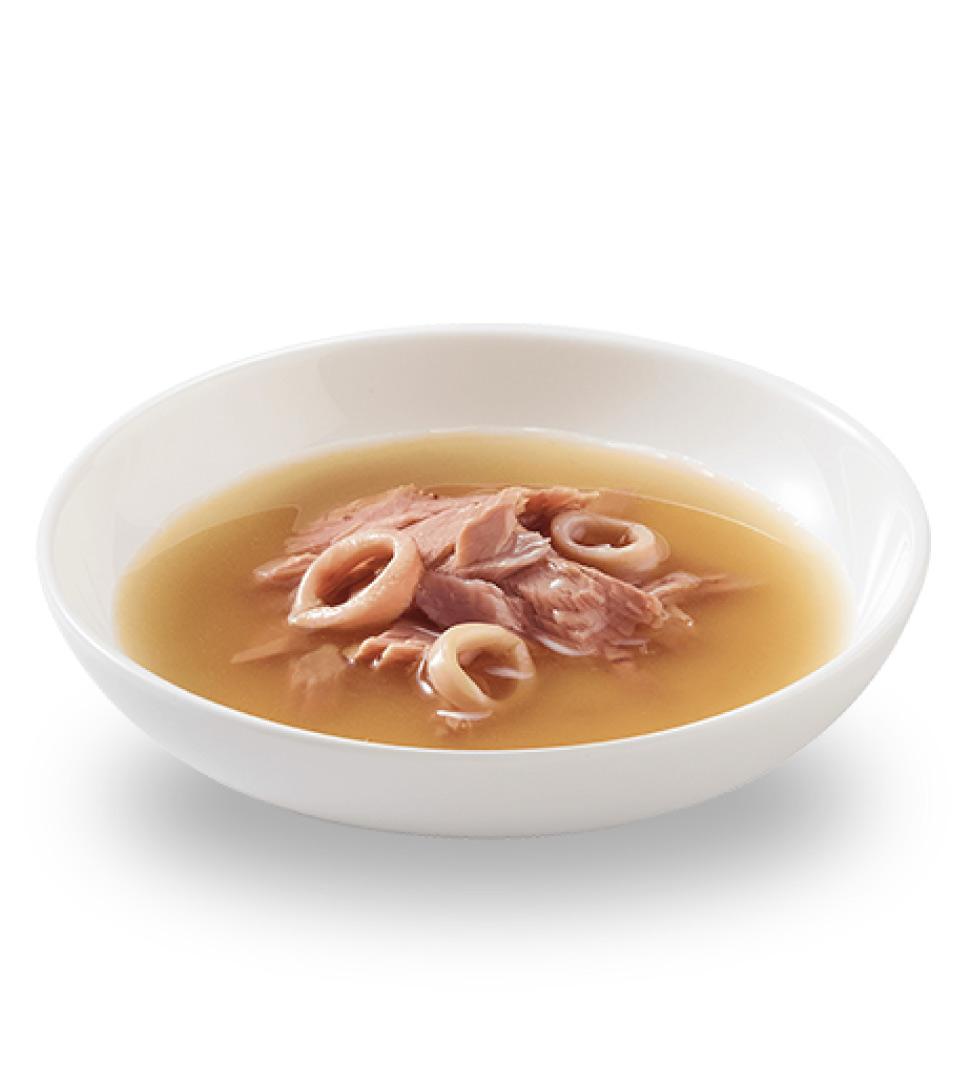 Schesir Cat - Soup - Adult - 85g x 6 buste
