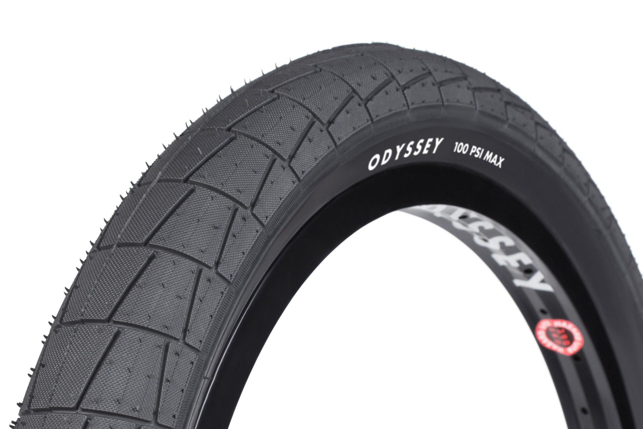 Odyssey Broc Tire | Black