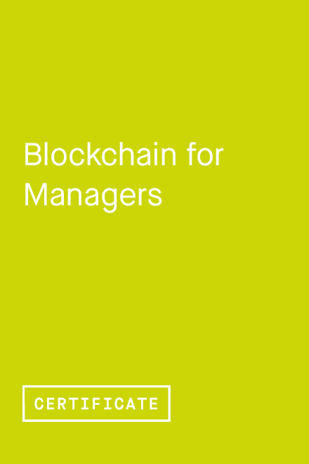 Blockchain for Managers