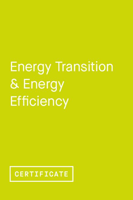 Energy Transition & Energy Efficiency