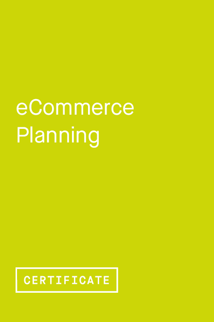 ECommerce Planning