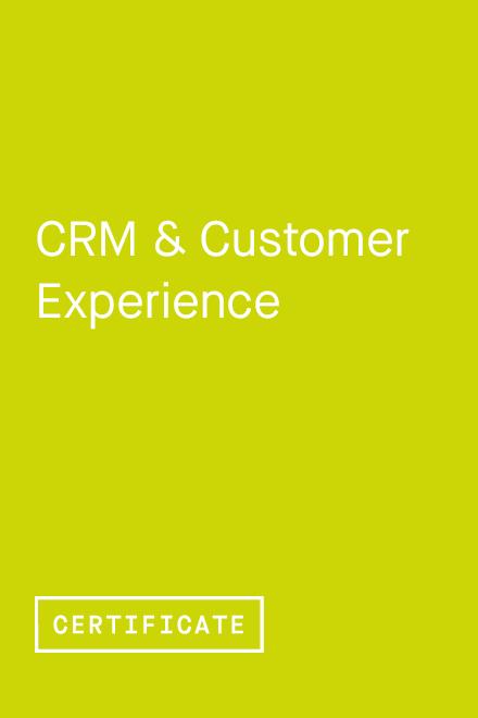 CRM & Customer Experience