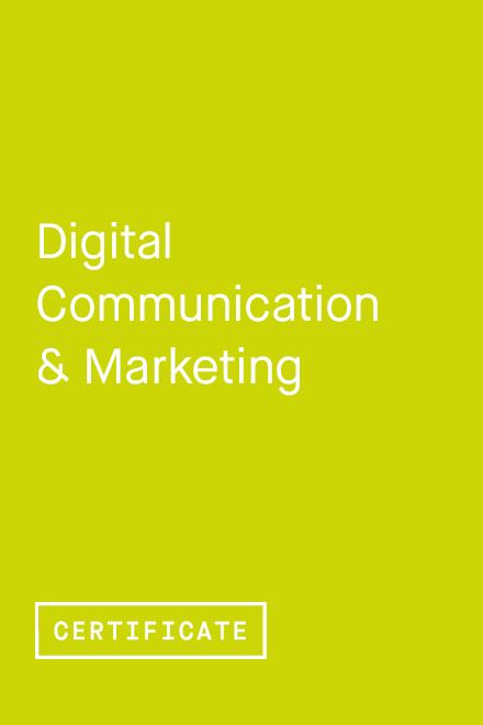 Digital Communication & Marketing