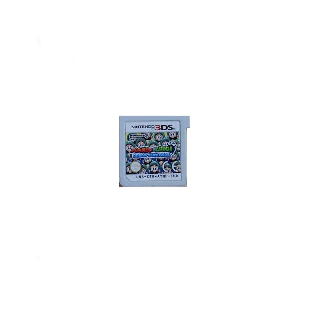 Mario & Luigi: Dream Team Bros - Usato - loose - 3DS