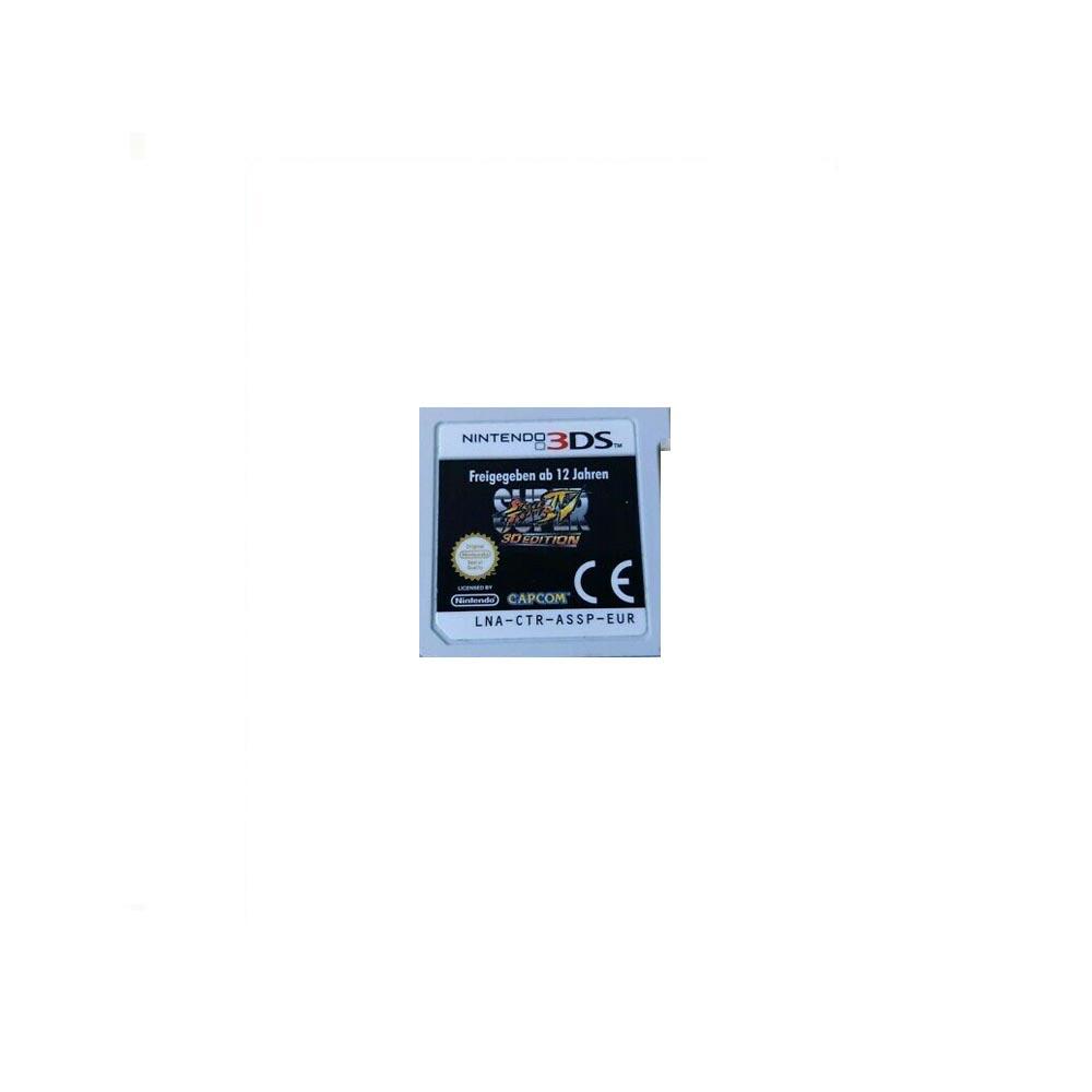 Super Street Fighter IV - usato - loose - 3DS