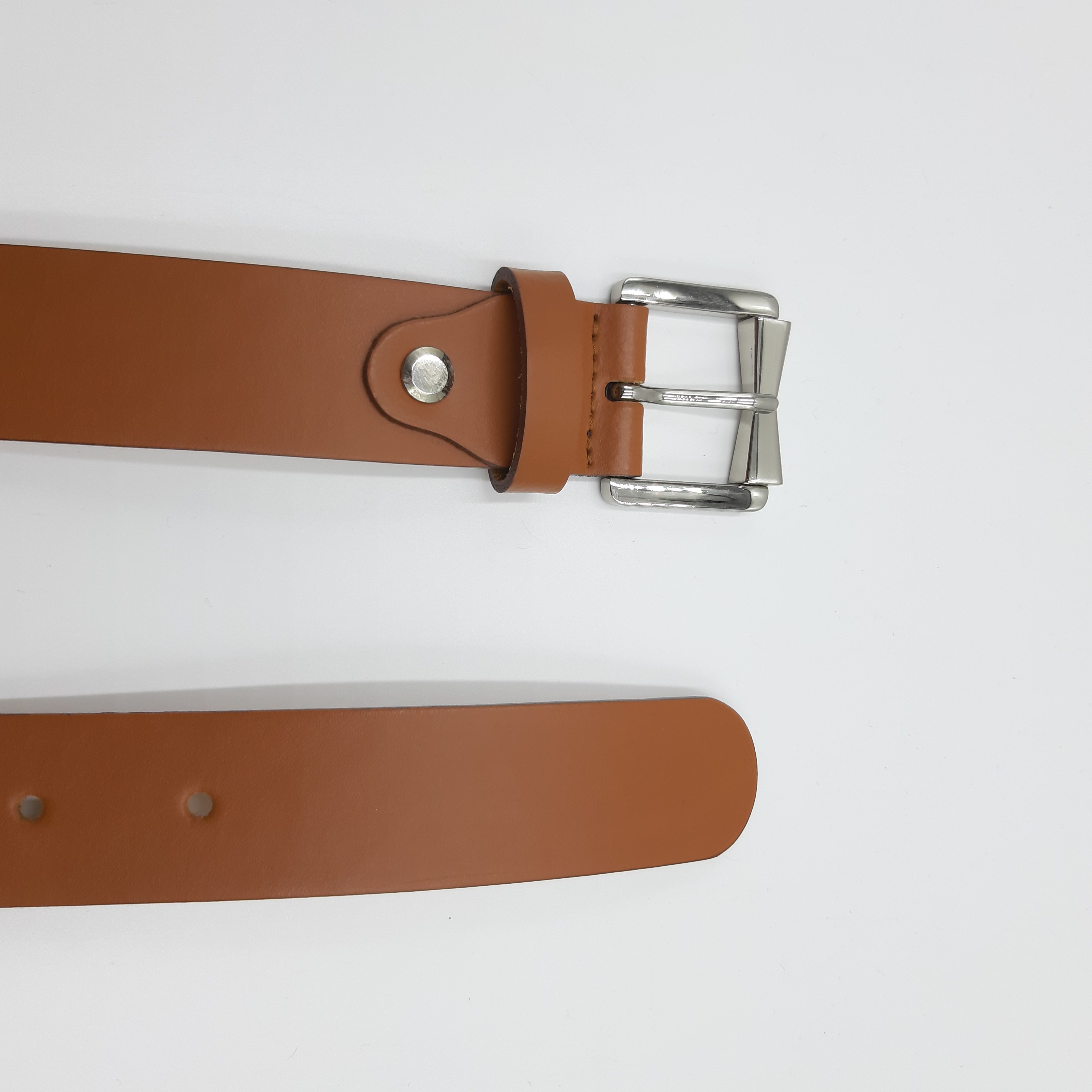 Cintura color cuoio Gianni Chiarini