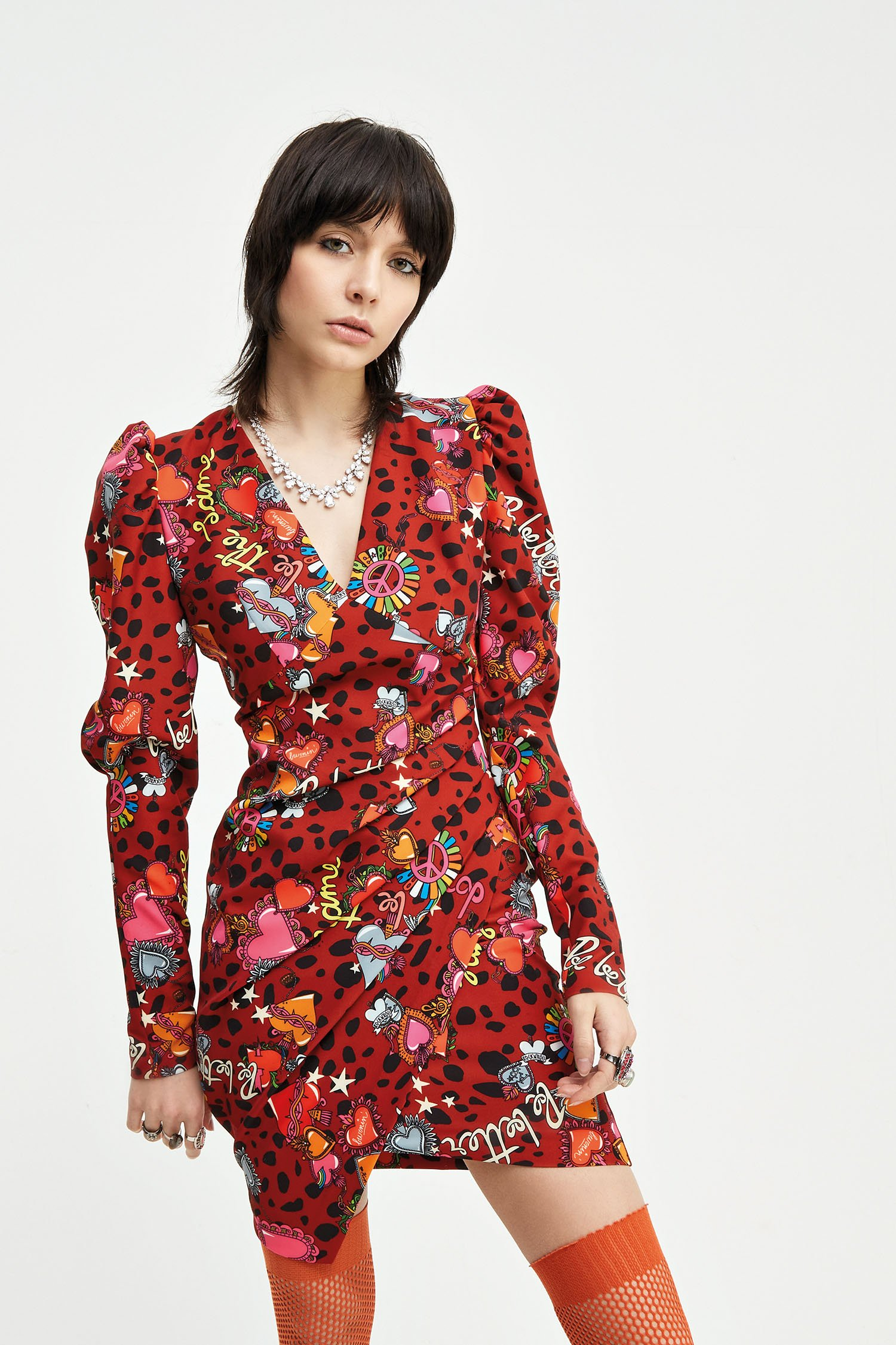 SHOPPING ON LINE ANIYE BY  DRESS LOVE NEW COLLECTION  WOMEN'S FALL/WINTER 2022