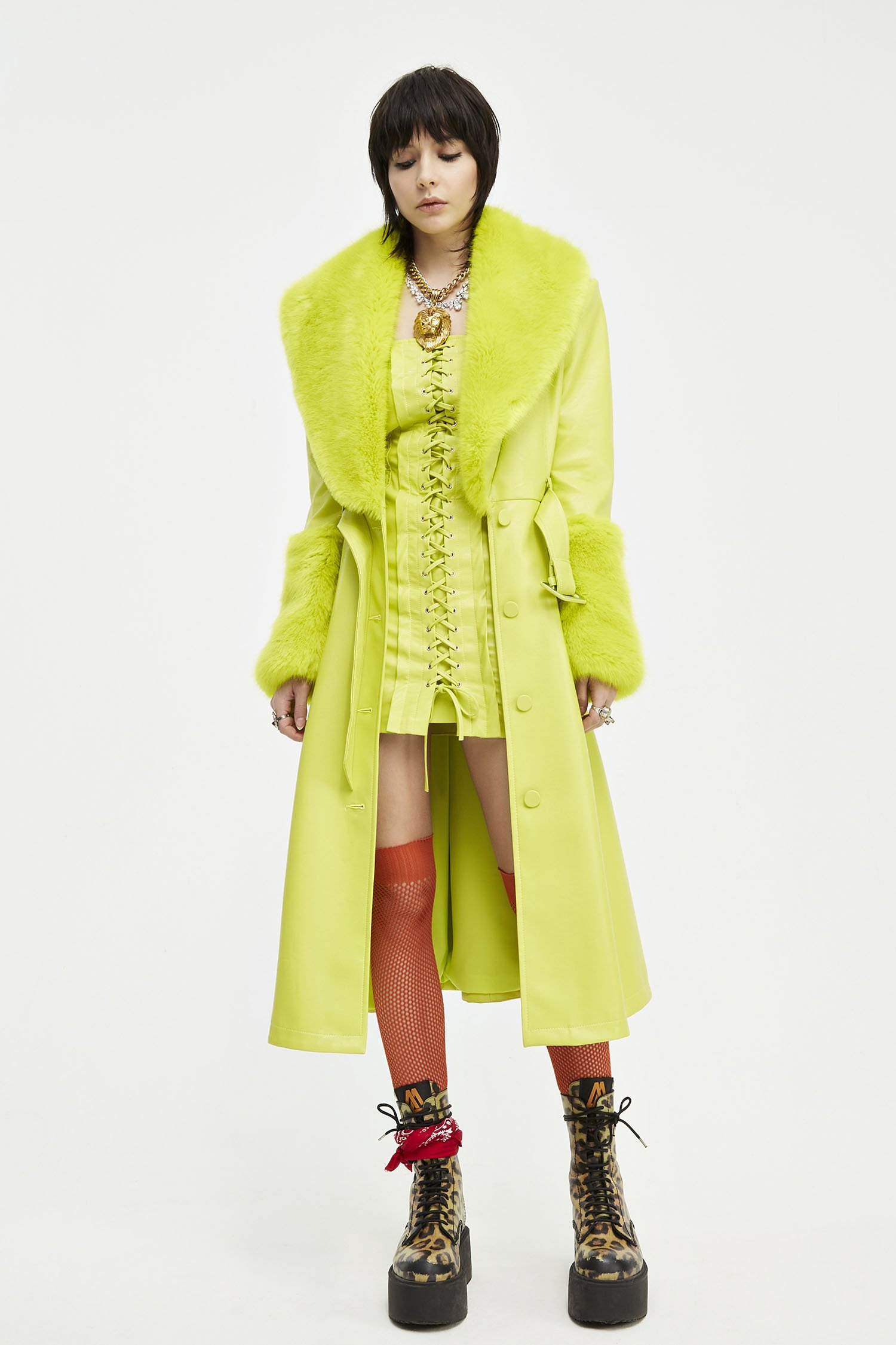 SHOPPING ON LINE ANIYE BY  PENELOPE COAT  NEW COLLECTION  WOMEN'S FALL/WINTER 2022