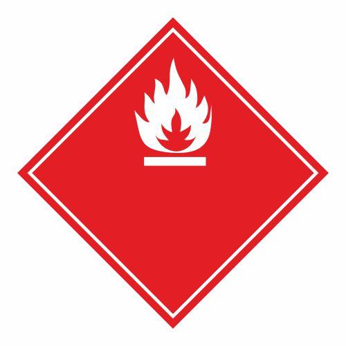 Adesivi per trasporto merci e prodotti pericolosi