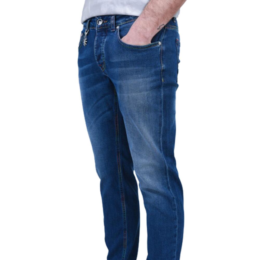 Jeans Slim Fit Uomo Manuel Ritz 3032J1728L3 213328 89  -21