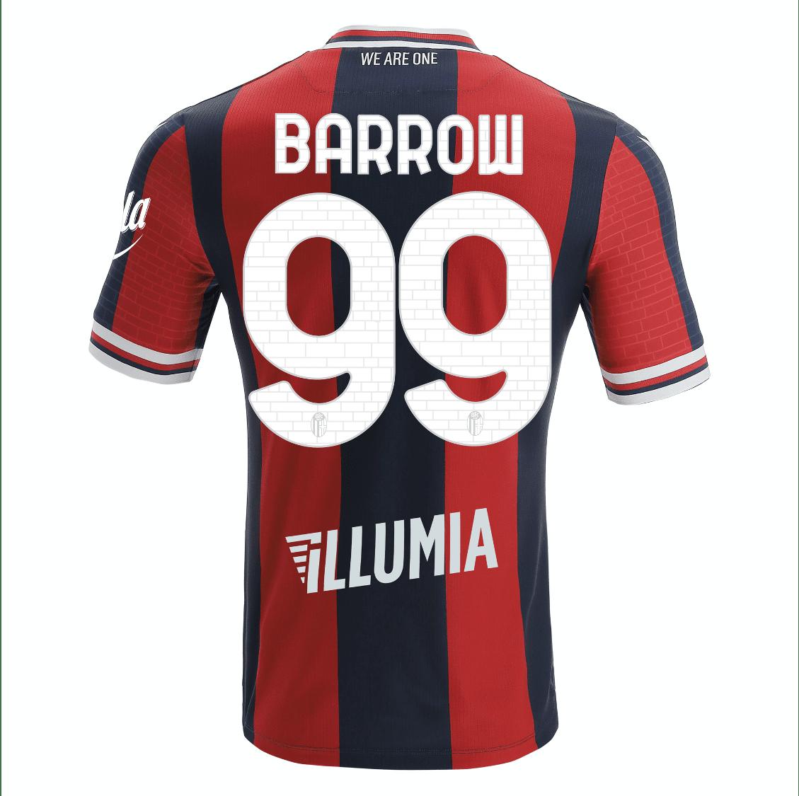 MUSA BARROW 99 (Ragazzo)