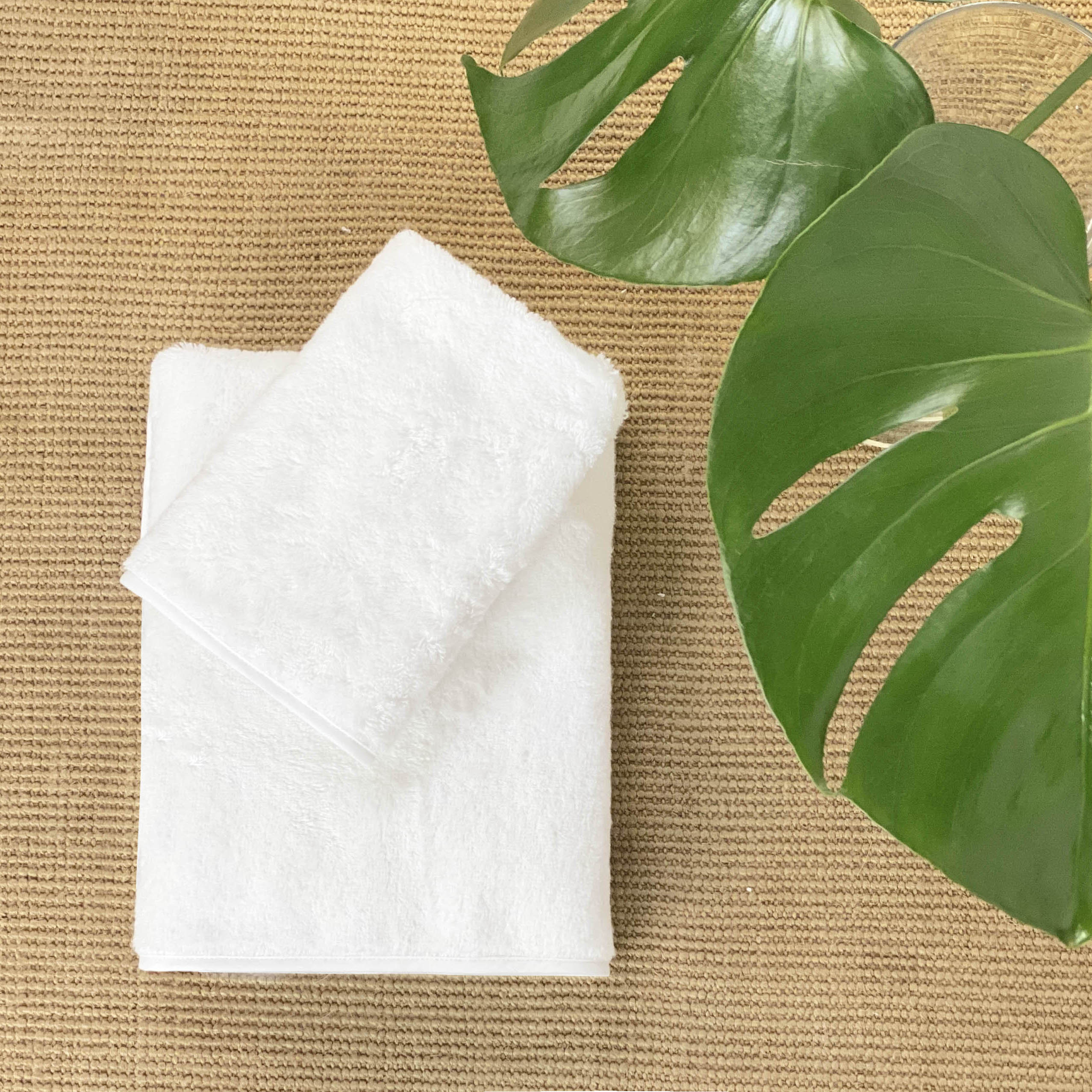 Coppia di Asciugamani Easy - Personalizzabile