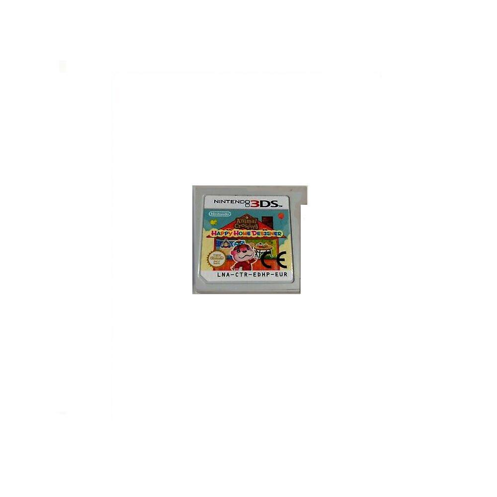 Animal Crossing: Happy Home Designer - usato - 3DS