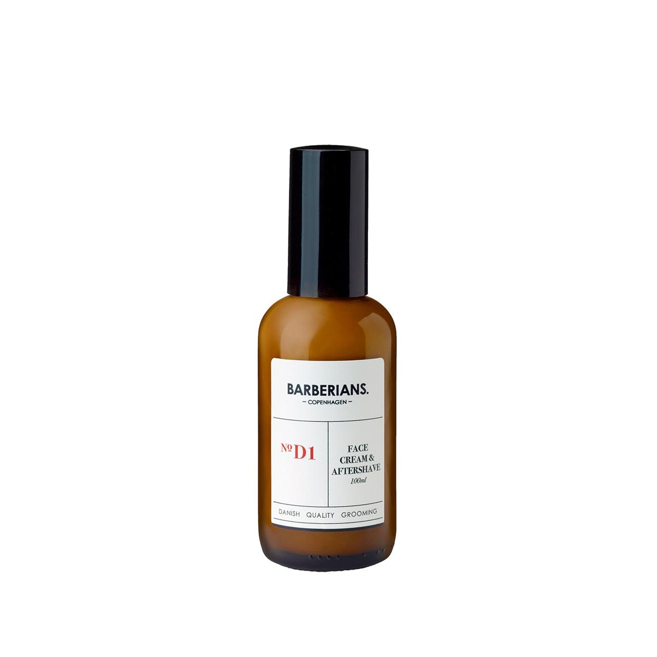 Moisturising Cream - After Shave