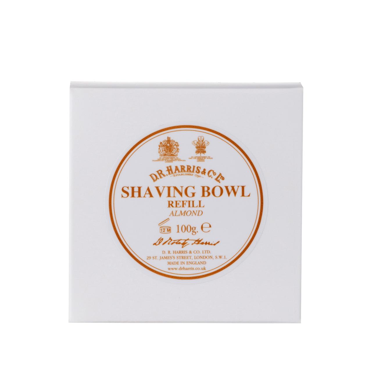 Almond - Shaving Soap Refill