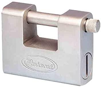 Lucchetto Potent 2950PC Monoblocco in Acciaio Cementato