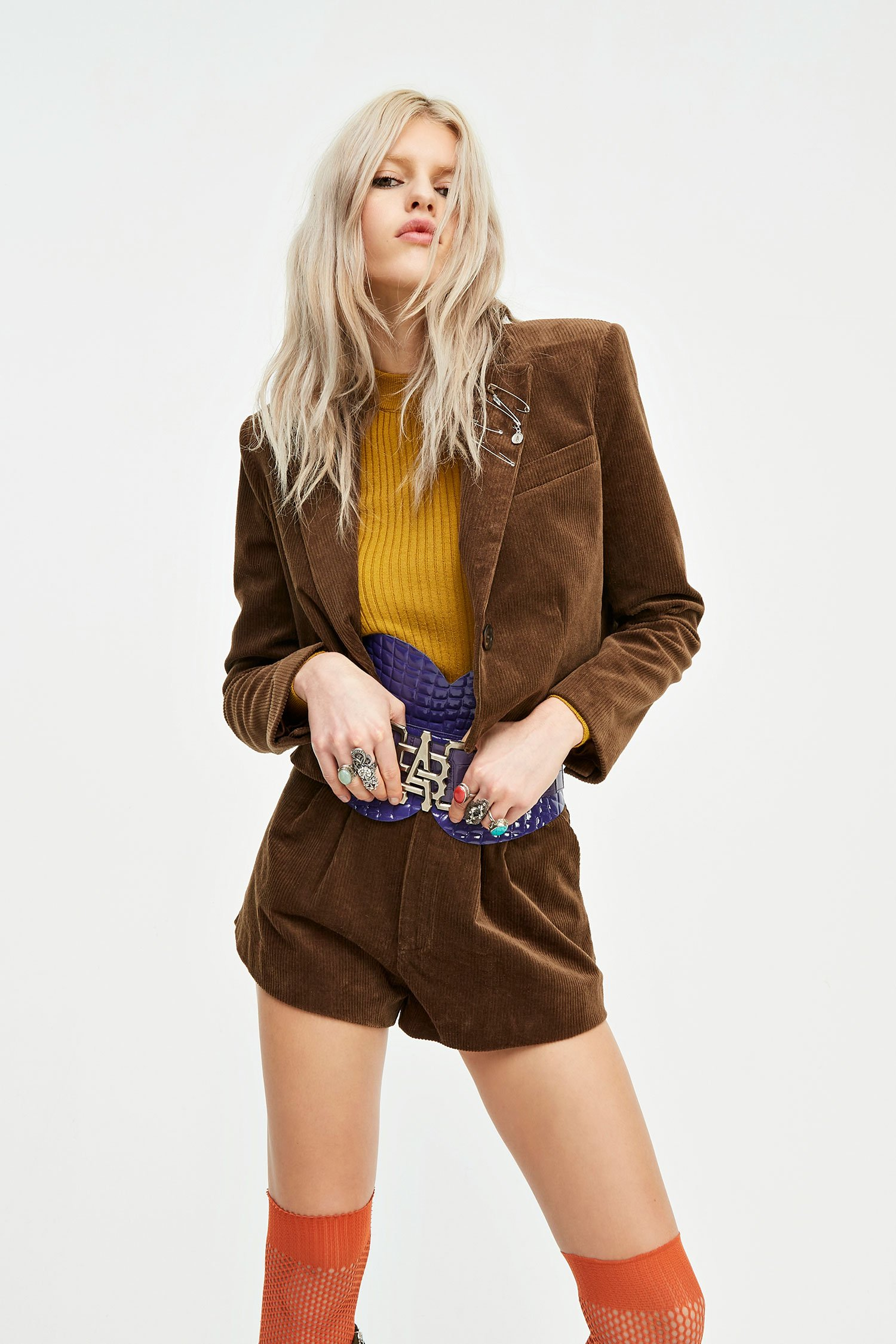SHOPPING ON LINE ANIYE BY VIRGY SHORT  NEW COLLECTION  WOMEN'S FALL/WINTER 2022
