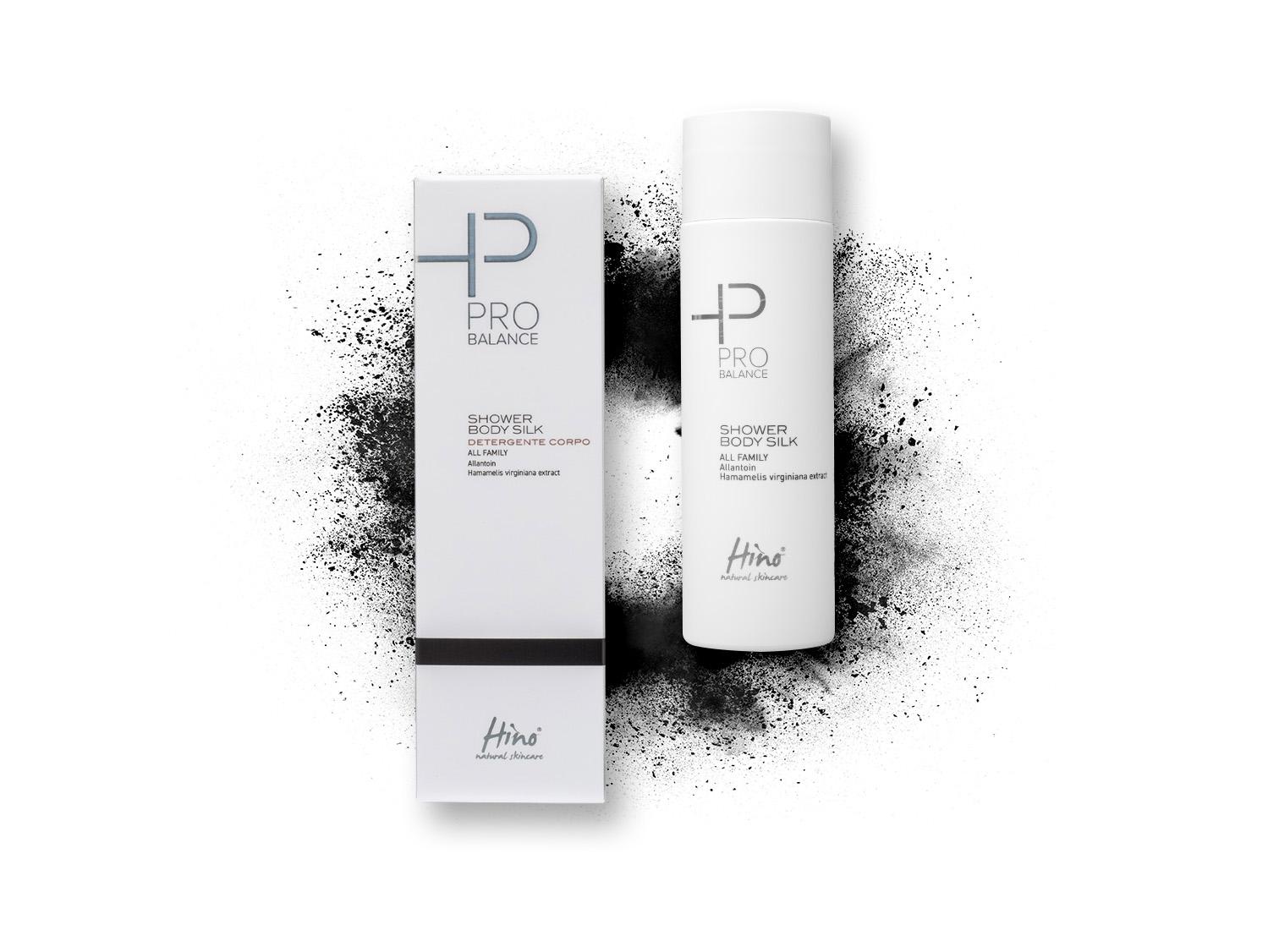 Shower Body Silk Detergente Corpo per Tutta la Famiglia