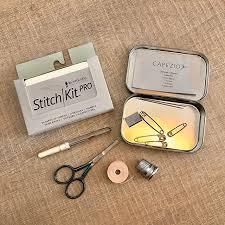 GisBH1539 Capezio -Bunheads Stitch Kit Pro -Kit da cucito per scarpette da punta