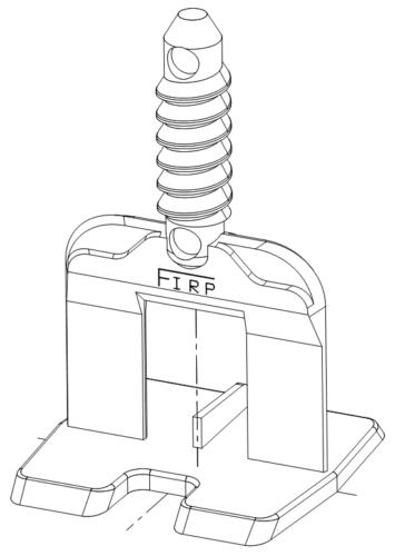 DINAMIC SYSTEM VITE A PERDERE T MM 2 (BL 200 PZ)