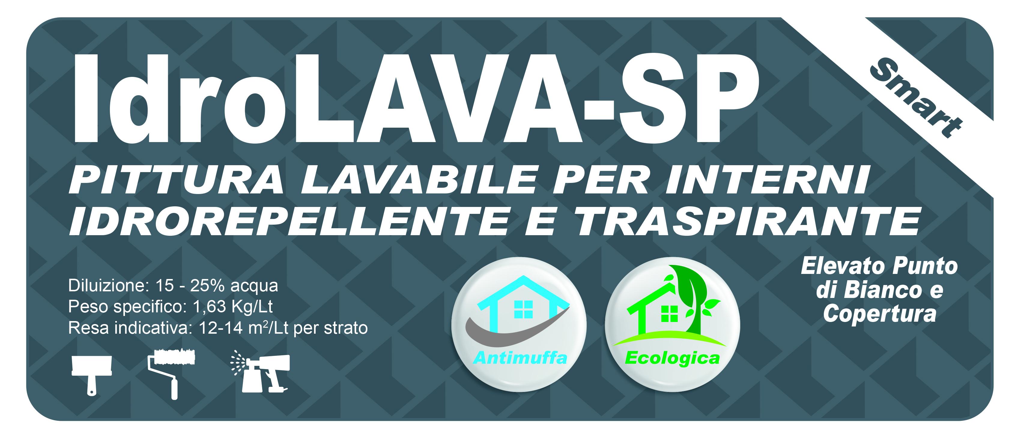 LAVABILE INT. SMART - IdroLAVA-SP 5 LT