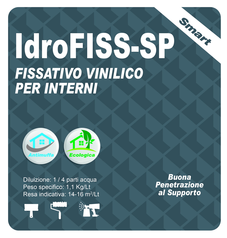 FISSATIVO VINILICO INT. SMART - IdroFISS-SP - 1 LT