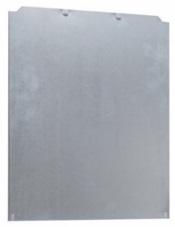 SCHIENALE ZINCATO GAS PER CASSETTA CM 60X40