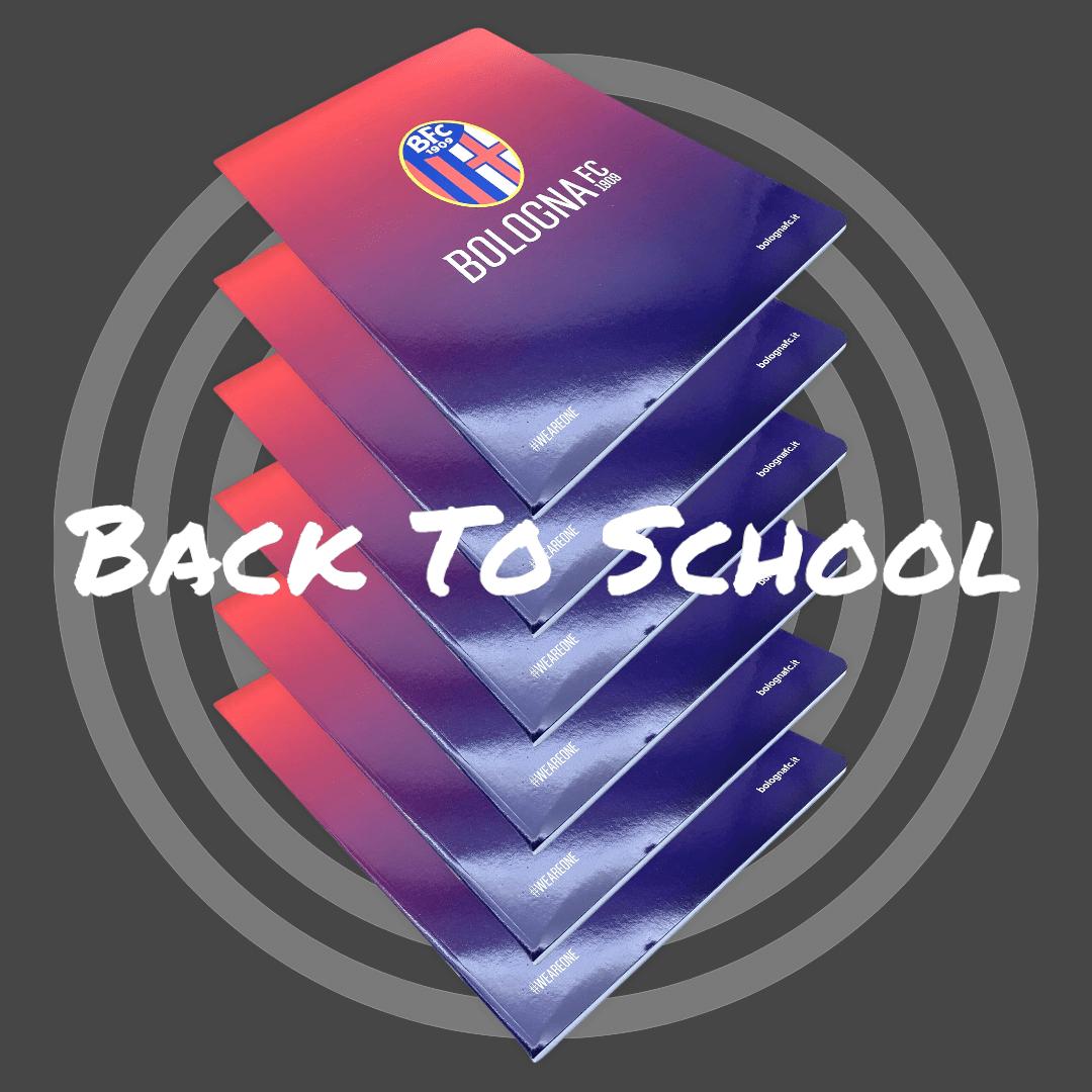 BACK TO SCHOOL PACK 10 Quaderni