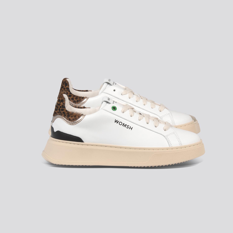 Sneaker Snik Snow Leo Womsh